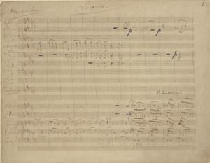 Compon concert per a violí