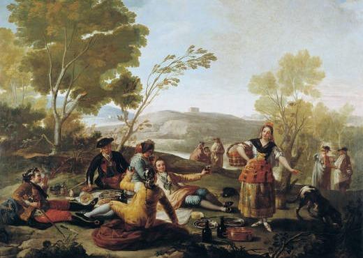 Pintures Goya