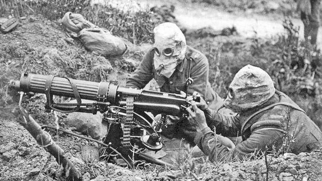 Final Primera Guerra Mundial
