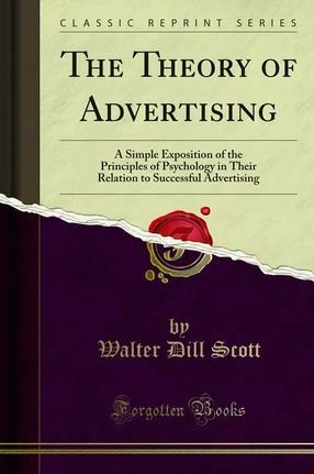 """The Theory of Advertising"""