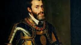 Carles V timeline