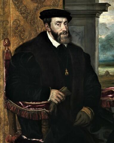 Naixement de Carles V