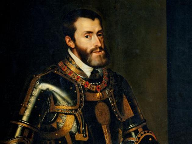Neix Carles V