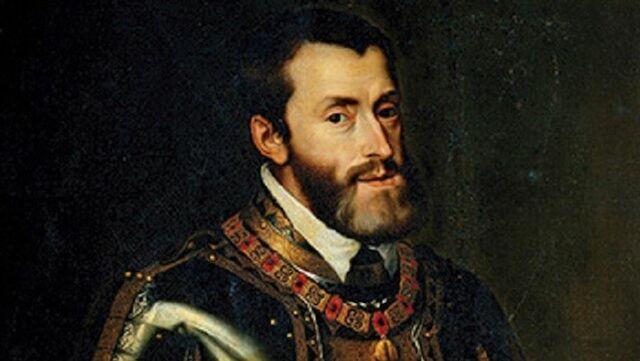 Naixement Carles V