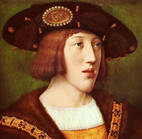 Carles, primer rei espanyol de la dinastia dels austríacs