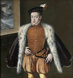 Nomenament com a emperador a Carles Hasburgo