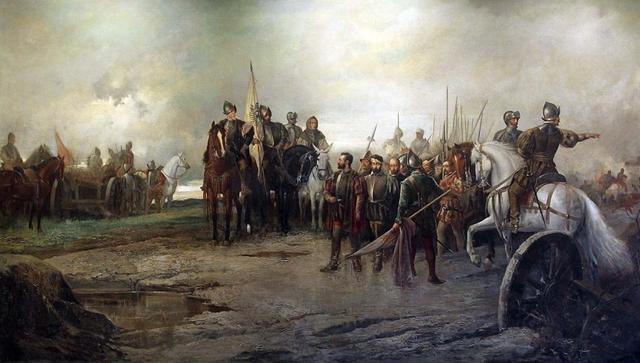 Batalla de Villalar.