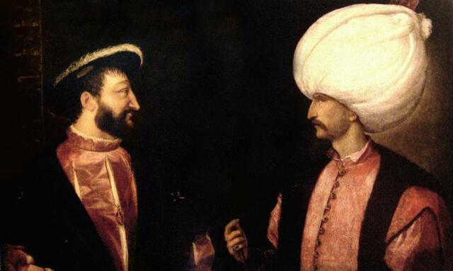 Carles V venç a Solimàn El magnífic