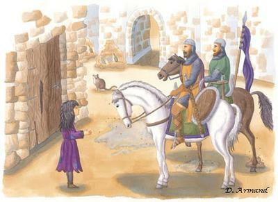 El cid es desterrado de Castilla