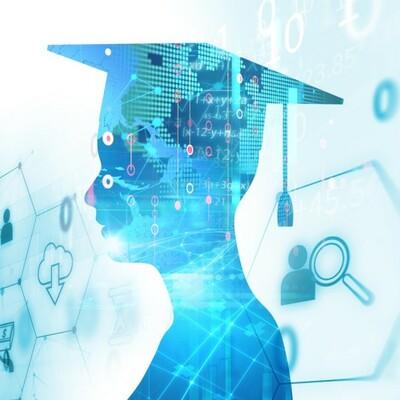 Transformación de la Educación del 2010 al 2020 timeline