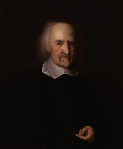 THOMAS HOBBES (1588 - 1679): MORAL POSITIVISM