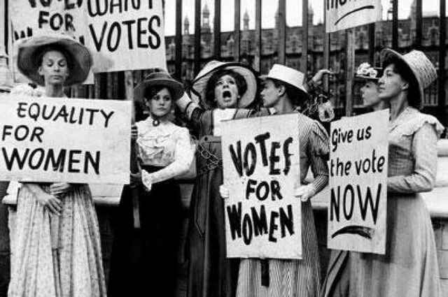 Women Can Vote