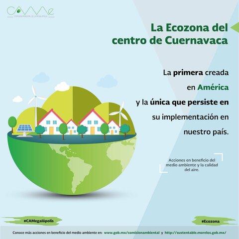 Reglamento de la Ley del Equilibrio Ecológico y la Protección al Ambiente del Estado de Morelos, en Materia de Ecozonas.