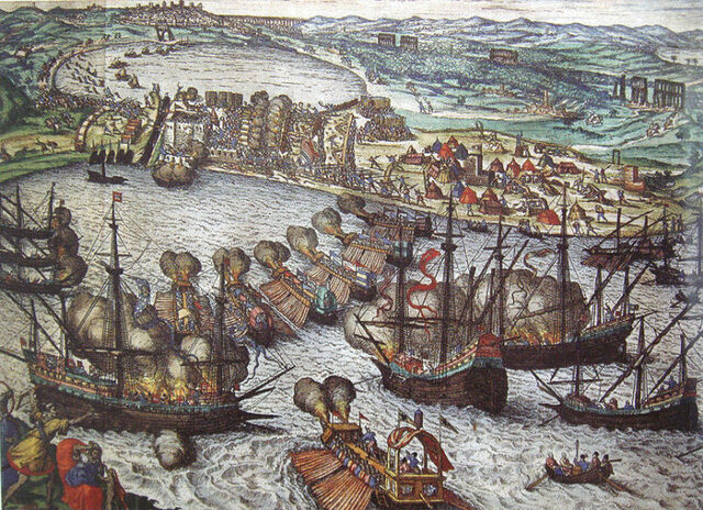 Batalla de Tunis