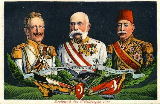Formación de la Triple Alianza