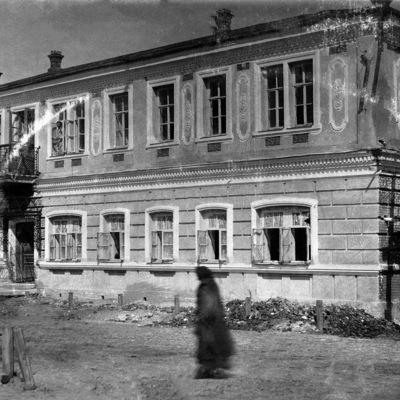 Поштово-телеграфна контора (будинок Миклашевських) timeline