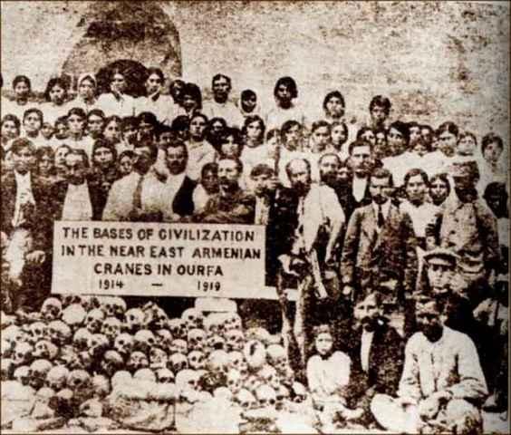 Armenian Genocide 1915-1918