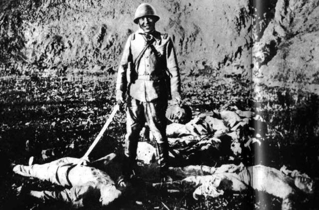 Rape of Nanking 1937-1938
