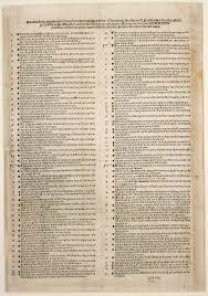 Publicació de les 95 tesis de Martí Luter