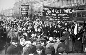 Revolució a Rússia i caiguda de la monarquia