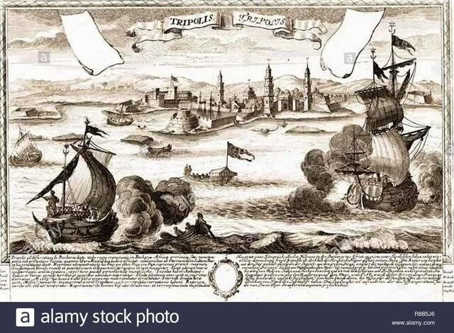 Captura de Tripolí pels Otomans