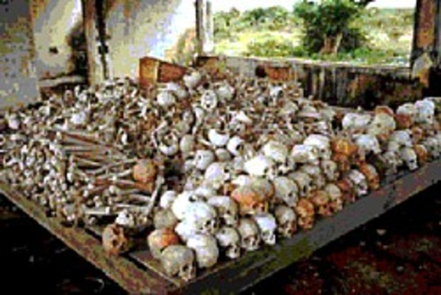 Cambodian Genocide 1975-1979