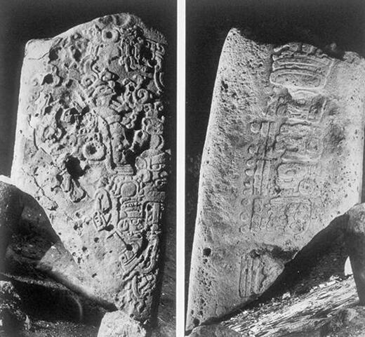 Estela 29 de Tikal