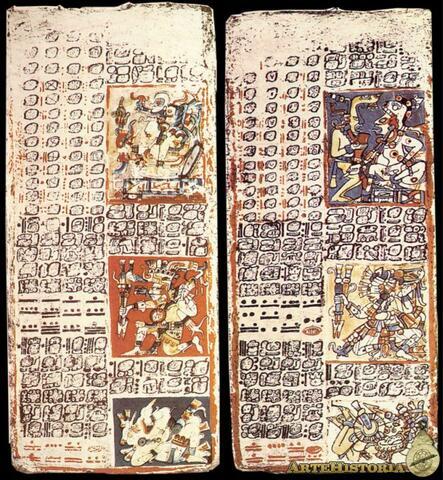 Escritura maya más antigua