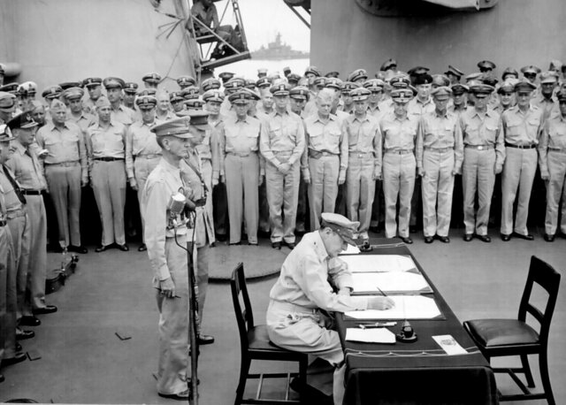 surrender of Corregidor and the Philippines