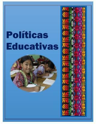 Actualización de Políticas Educativas