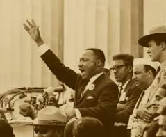 """The March on Washington & """"I Have a Dream"""" Speech by MLK"""