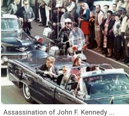The Assassination of John F. Kennedy in Dallas, Texas