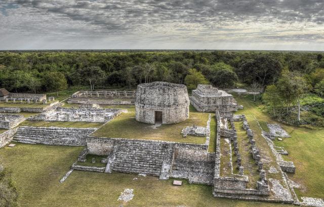 Abandono de Mayapán