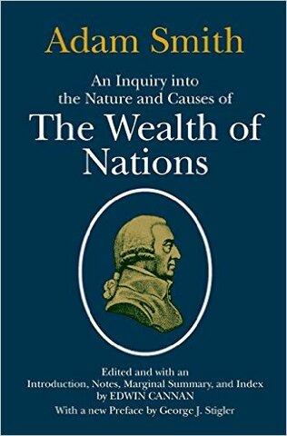 """Adam Smith y """"La riqueza de las naciones"""""""