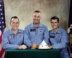 Apollo 1 Catches fire and Kills 3