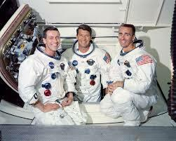 Apollo 7 was the first crewed flight In NASA's Apollo missions