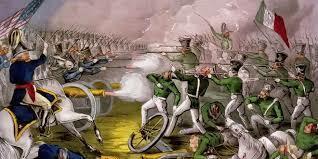 Estados Unidos declara la guerra a México