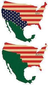Estados Unidos se apropia de Texas y California