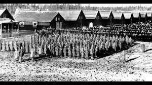 Japanese discrimination during WW2