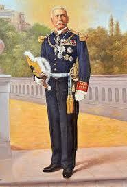Porfirio Díaz a cargo de la nación