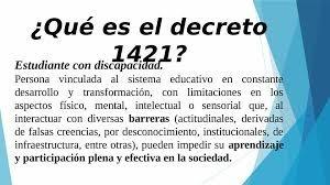 decreto 1421
