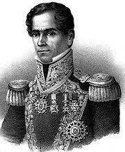 Antonio López de Santa Anna llega al poder