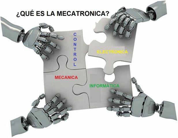Introducción del término Mecatrónica.