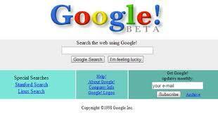 Primer buscador de internet