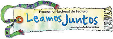 """Programa Nacional de Lectura """"Leamos Juntos"""""""