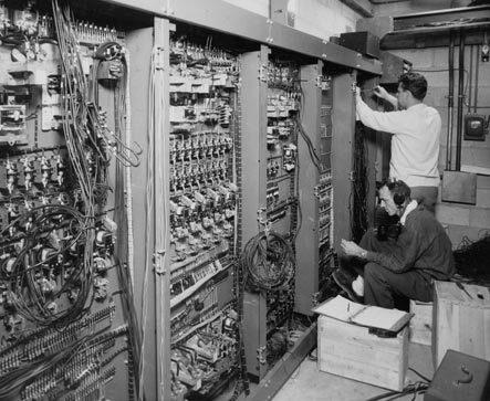 IBM Naval Ordance Research Calculator