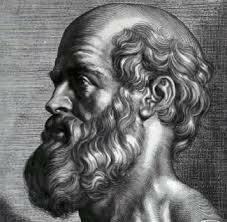 Hipócrates de Cos y Alcmeón de Crotona.