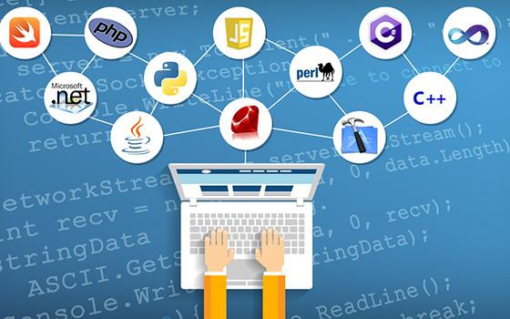 Aparición de más lenguajes de programación