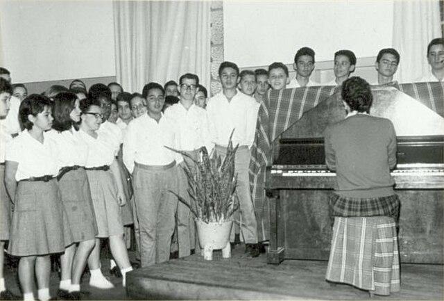 O Ensino de Música e Canto em Escolas Públicas do Brasil