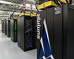 Supercomputadoras Ultima Generación (Summit)